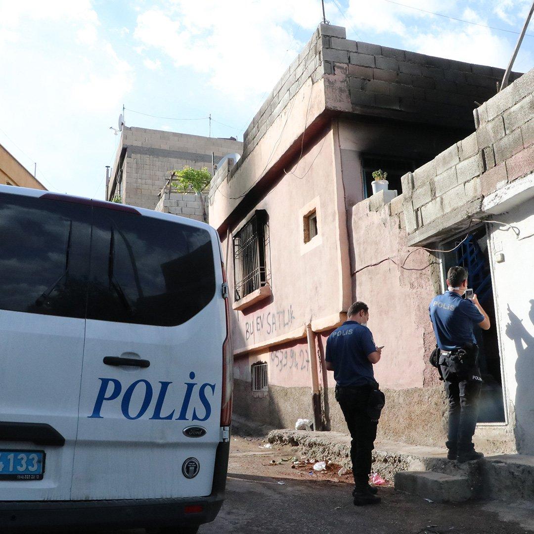Gaziantep'te tüp patladı