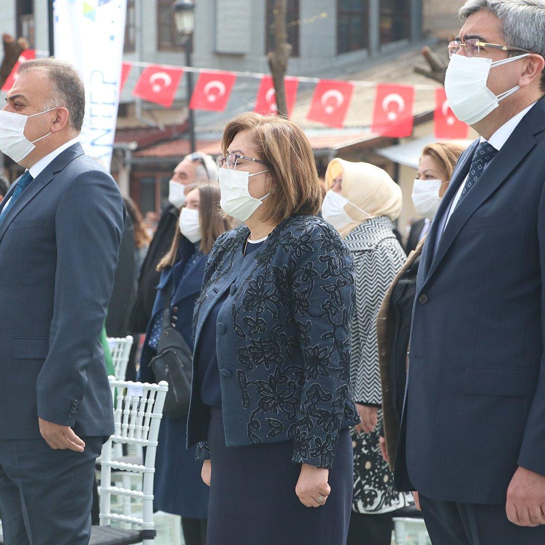 Gaziantep'te, Turizm Haftası etkinlikleri başladı