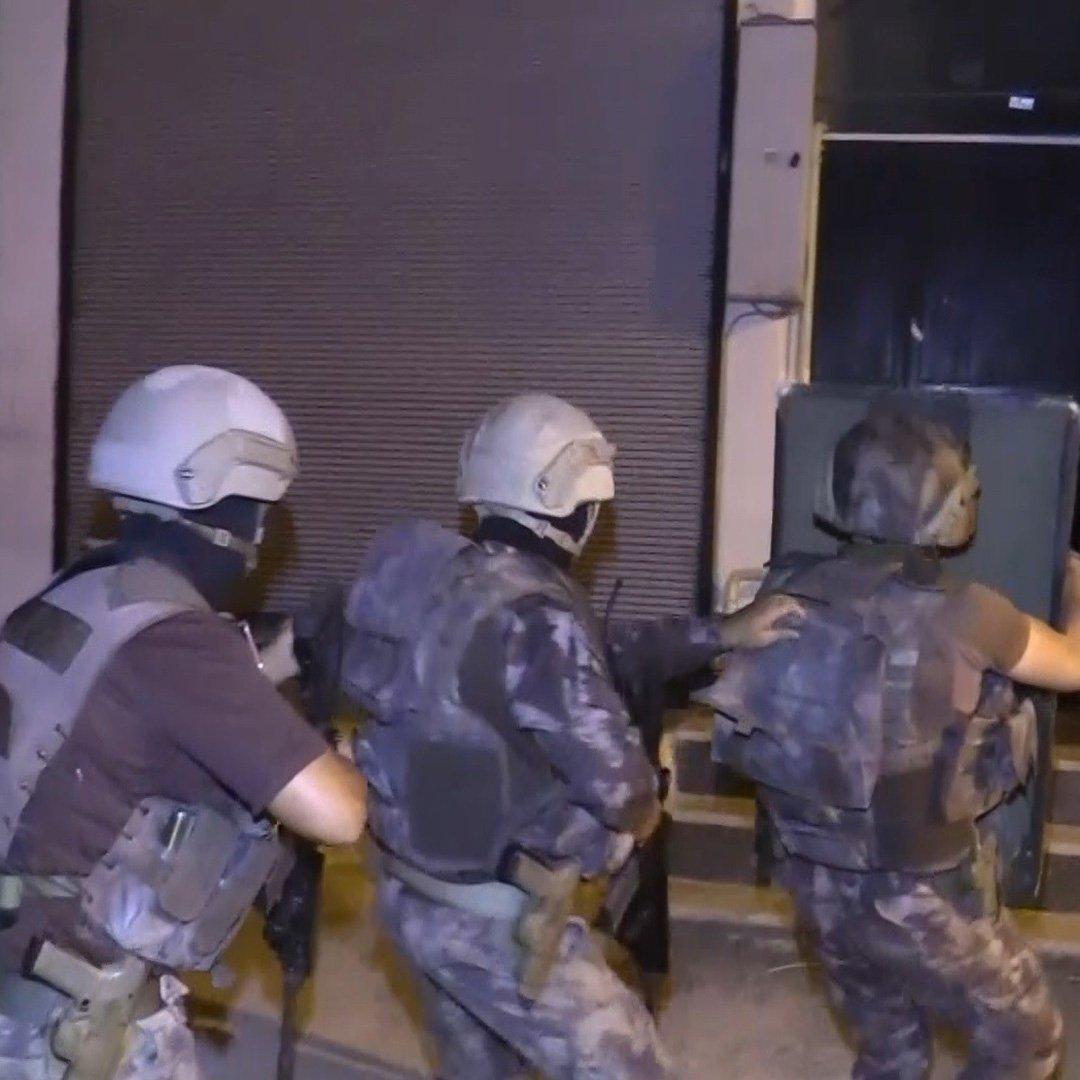 Gaziantep'te Vatan Operasyonu