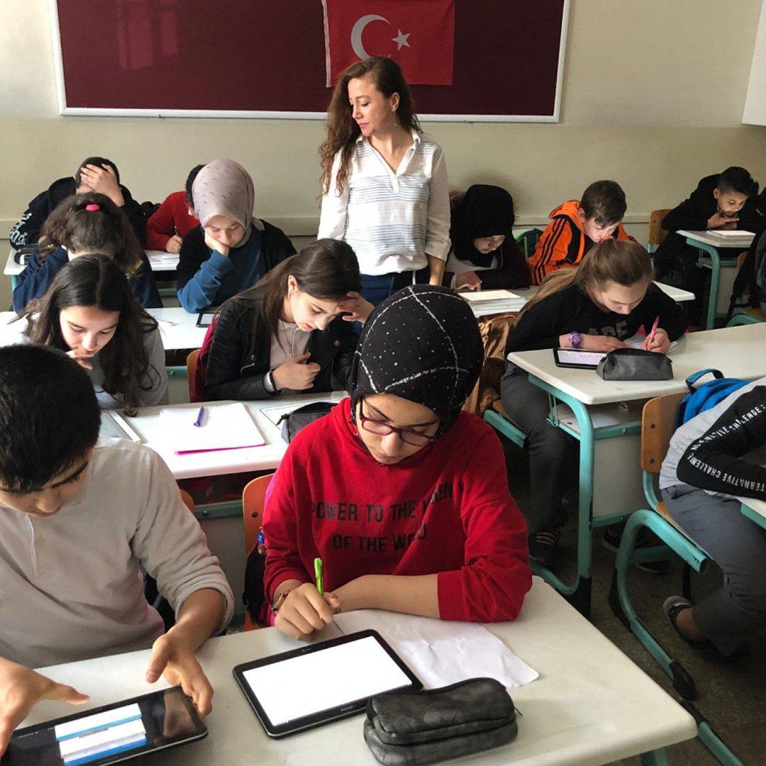 Gaziantep'te yüzyüze eğitime ara verildi