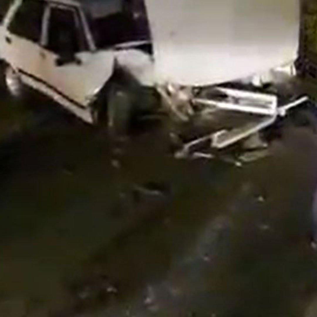 Gaziantep'te zincirleme kaza