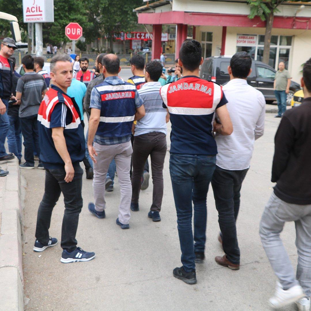 Gaziantep'teki 6-8 Ekim olayları davasında 9 sanığa hapis cezası