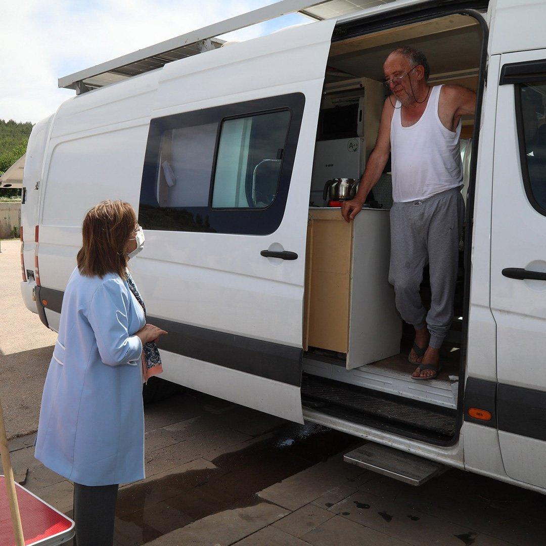 Gaziantep'ten karavan turizmi