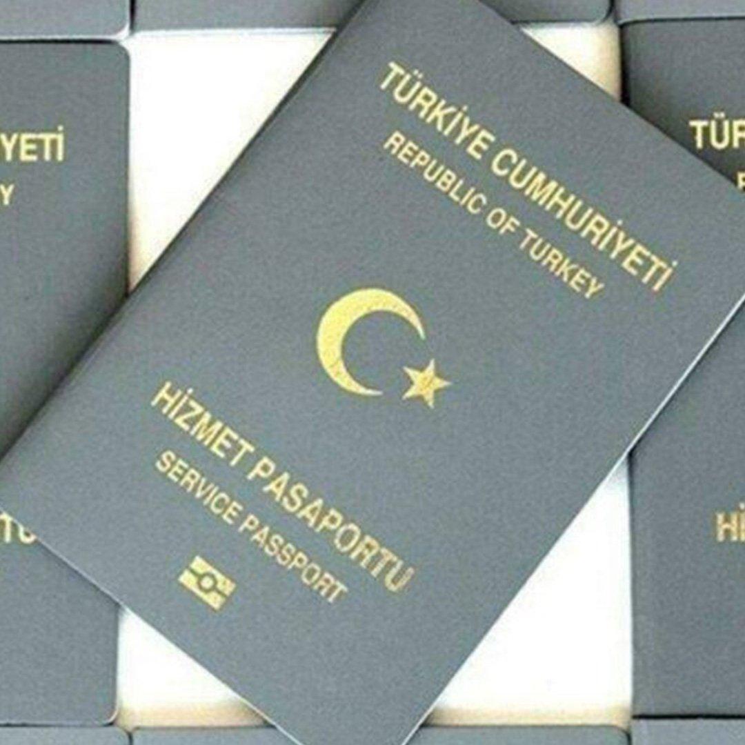 Gri pasaport açıklaması: Karar çıktı ama göndermedik