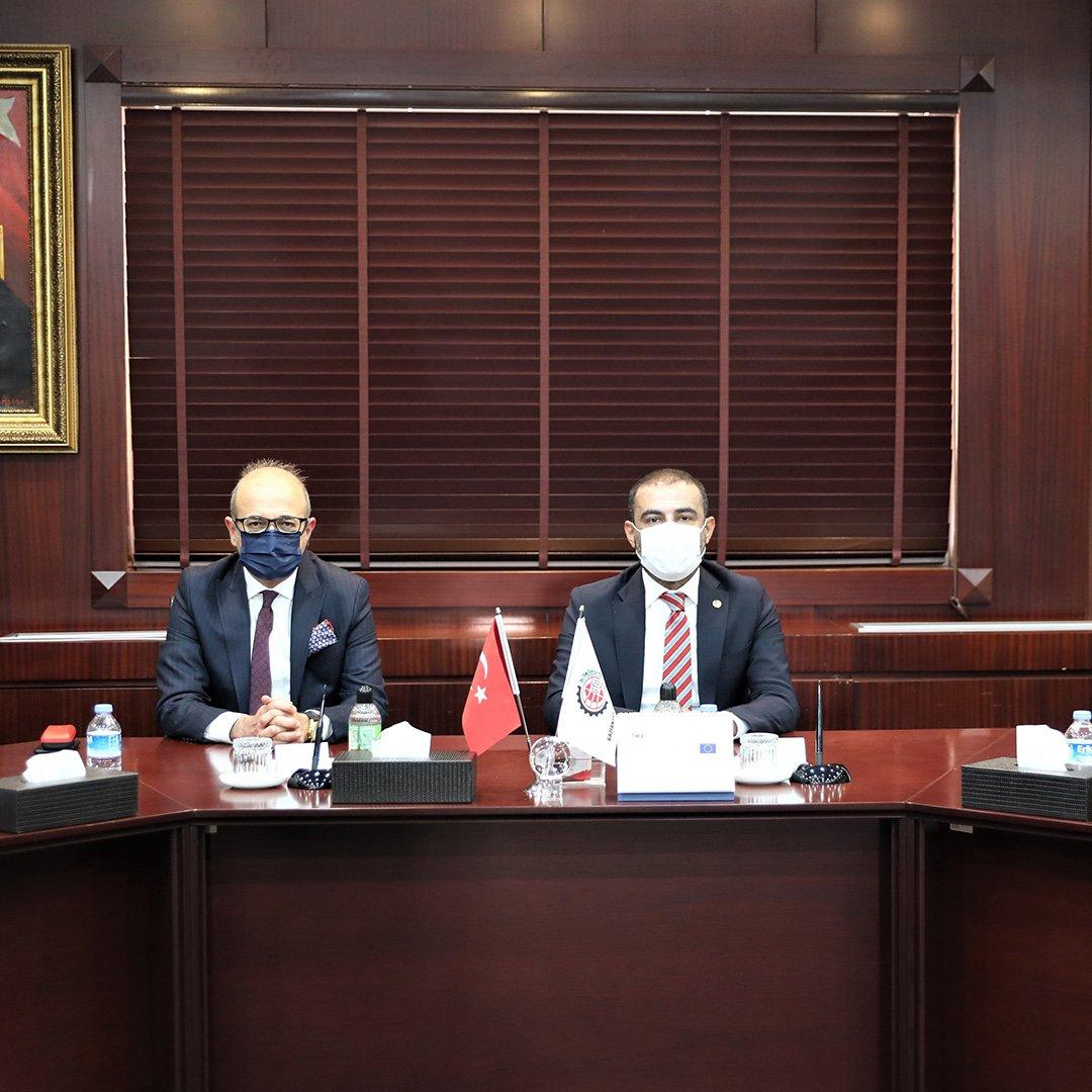 GTO ve GAİMDER inşaat sektörünü istişare etti