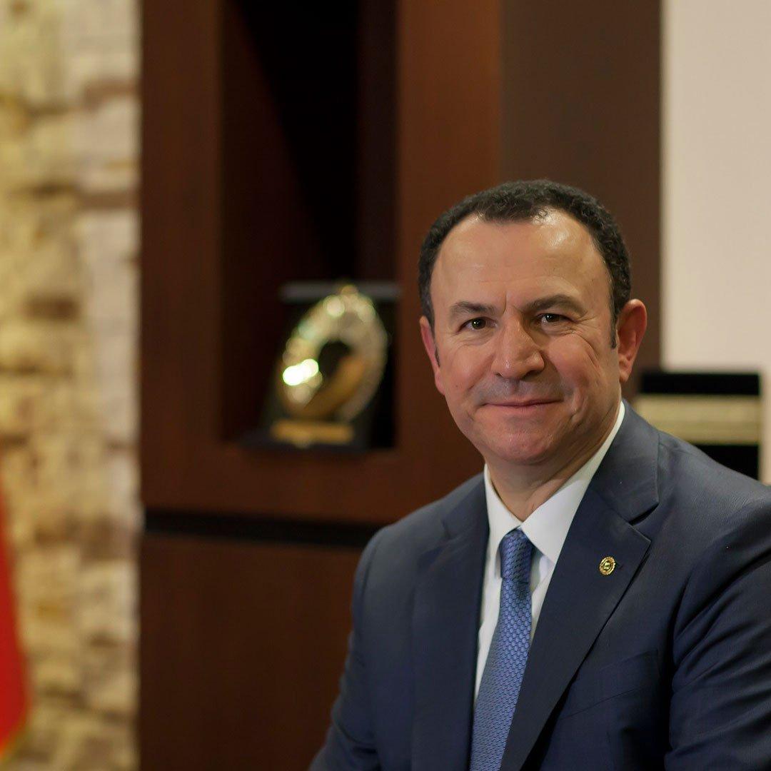 Gülsan Holding'den 30 bin fidan bağışı