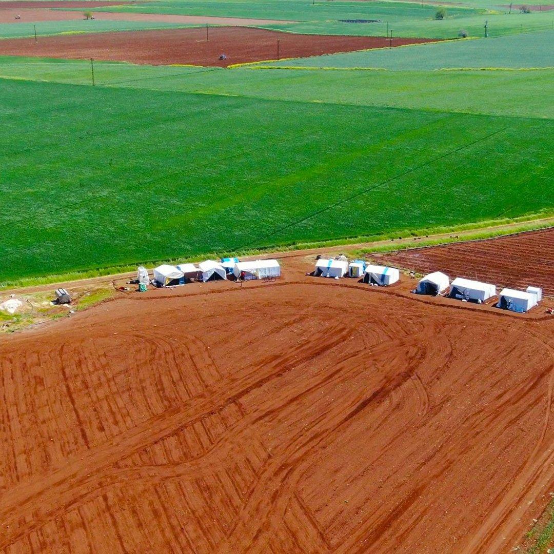 Güneydoğu'nun tahıl ambarında yeni bir gelişme