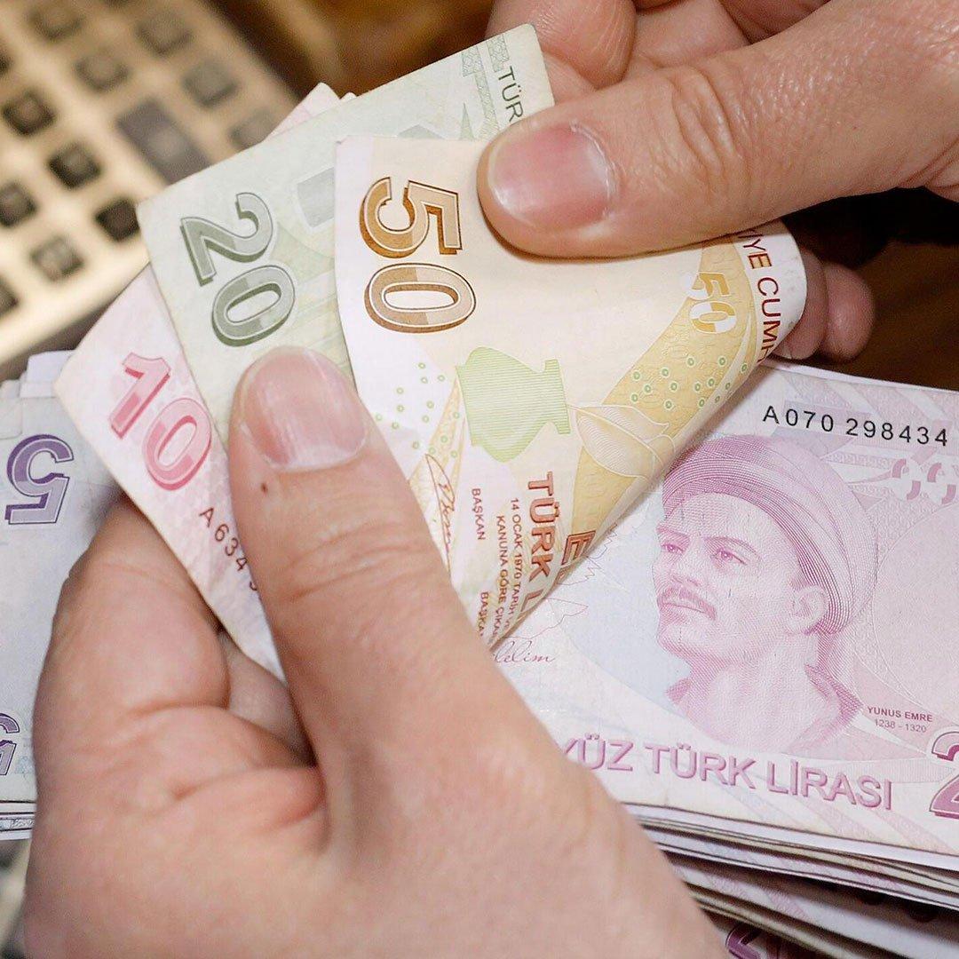 Hazine borçlanması temmuzda 70 milyar TL'yi aştı
