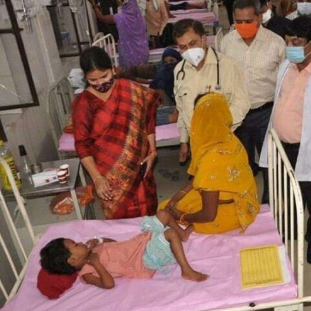 Hindistan'da gizemli hastalık paniği