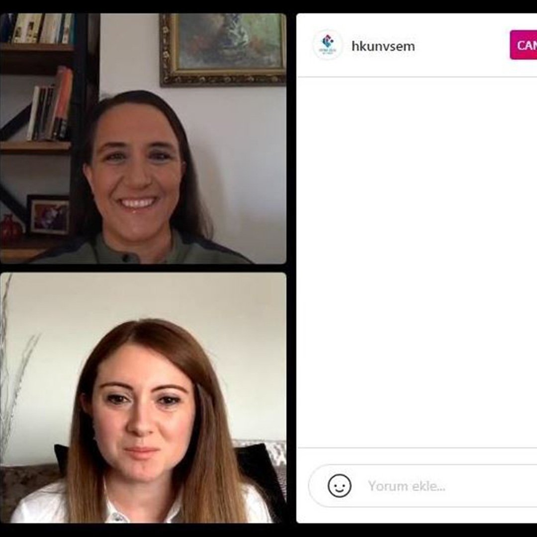 HKÜ'de, 'Ebeveynler ve Öğretmenler için fark oluşturan Dijital Kültür' konuşuldu