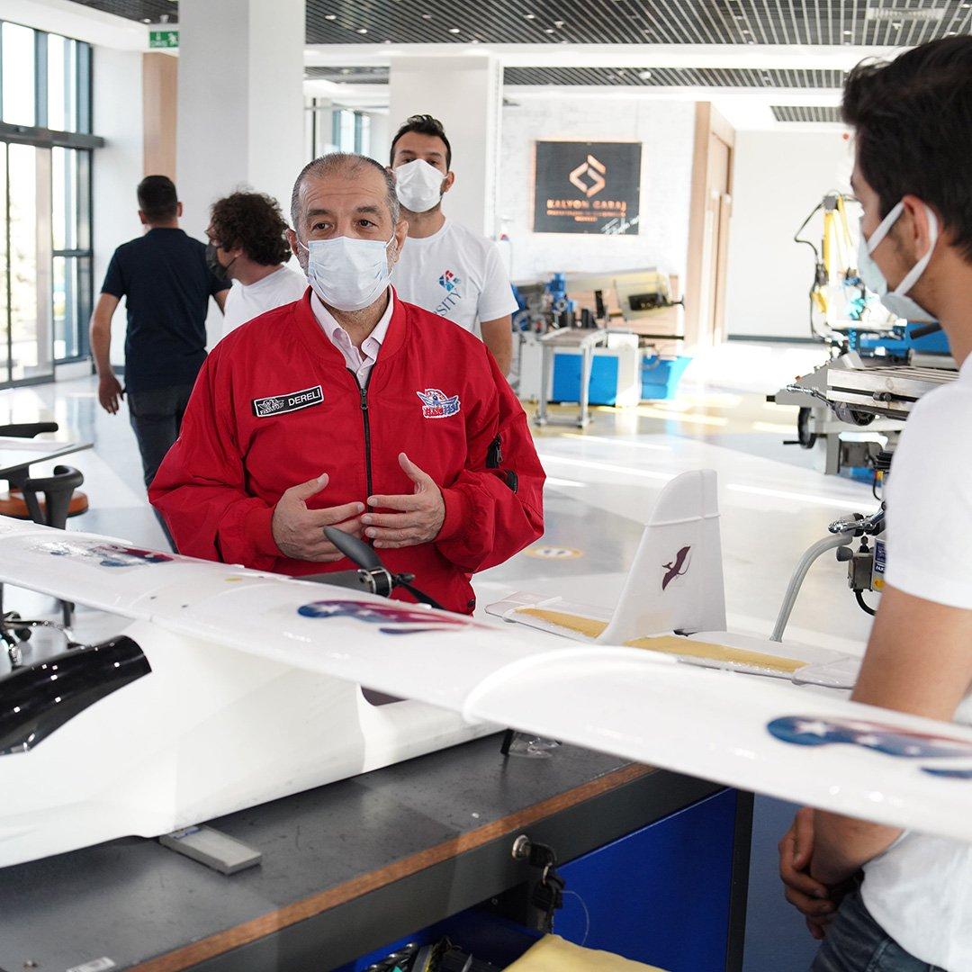 HKÜ Havacılık ve Uzay Bilimleri Fakültesi kuruldu