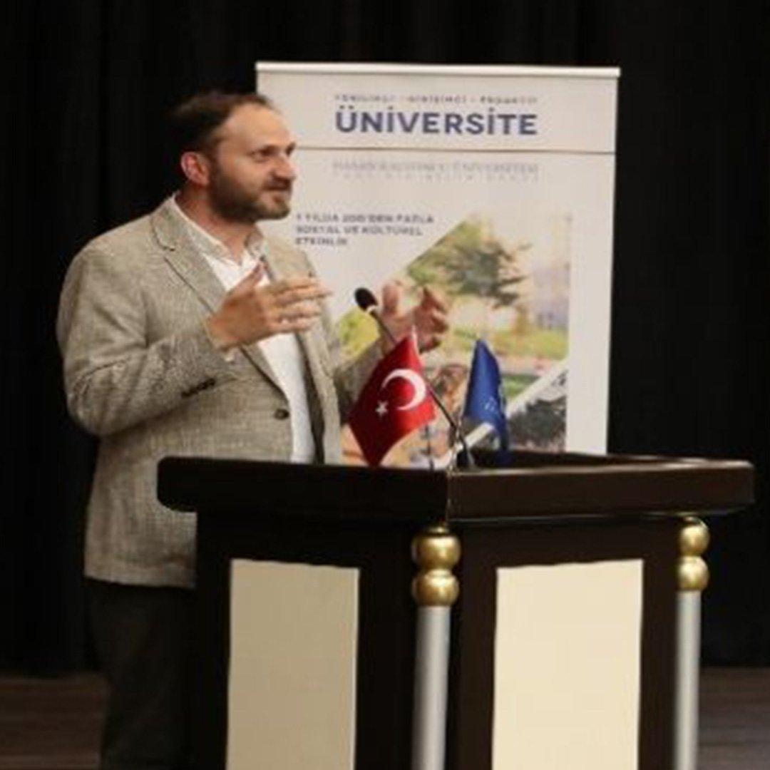 HKÜ Mardin'de seminer verdi