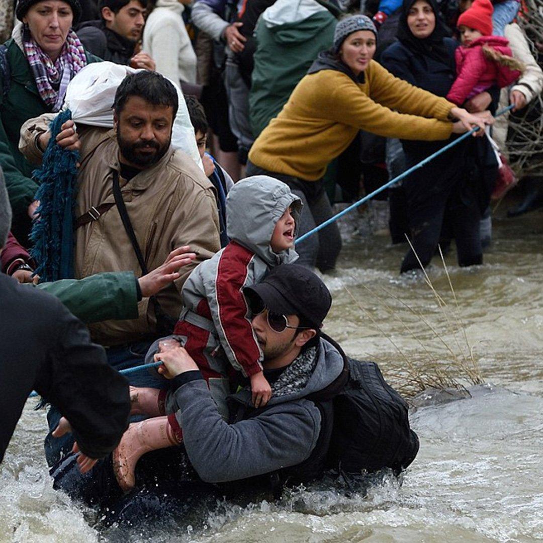 İngiltere, sınırları içindeki mültecileri Türkiye'ye göndermeyi planlıyor