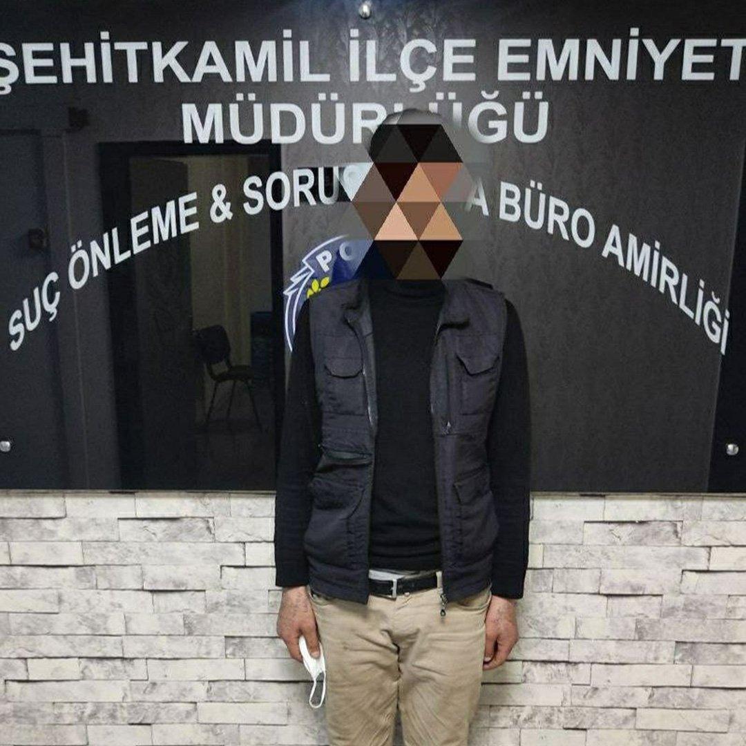 İş adamını gasp eden şahıs tutuklandı