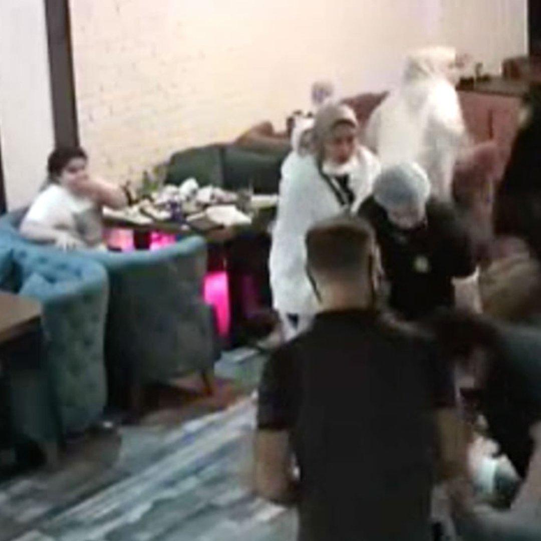 İstanbul'da baba- oğul dehşet saçtı