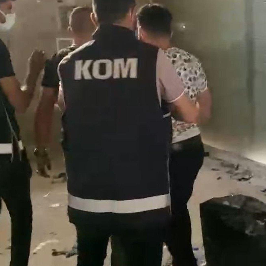Kaçak sigara operasyonu
