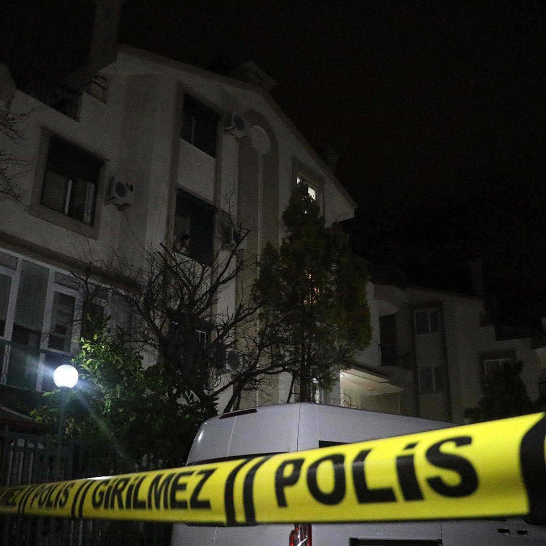 Lüks villada 4 kişi ölü bulundu
