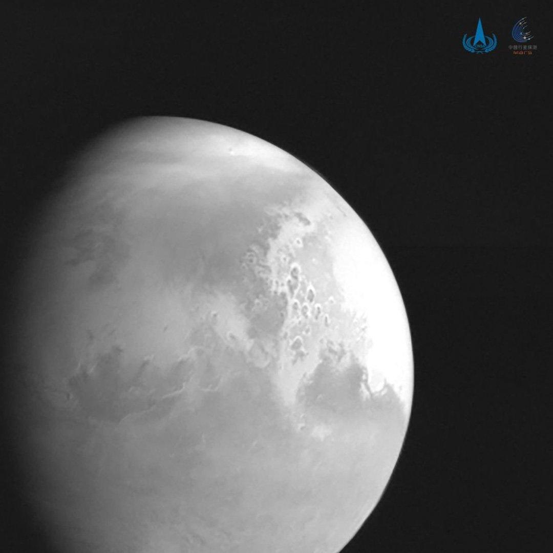 Mars'a ilk kez uzay aracı indirdiler