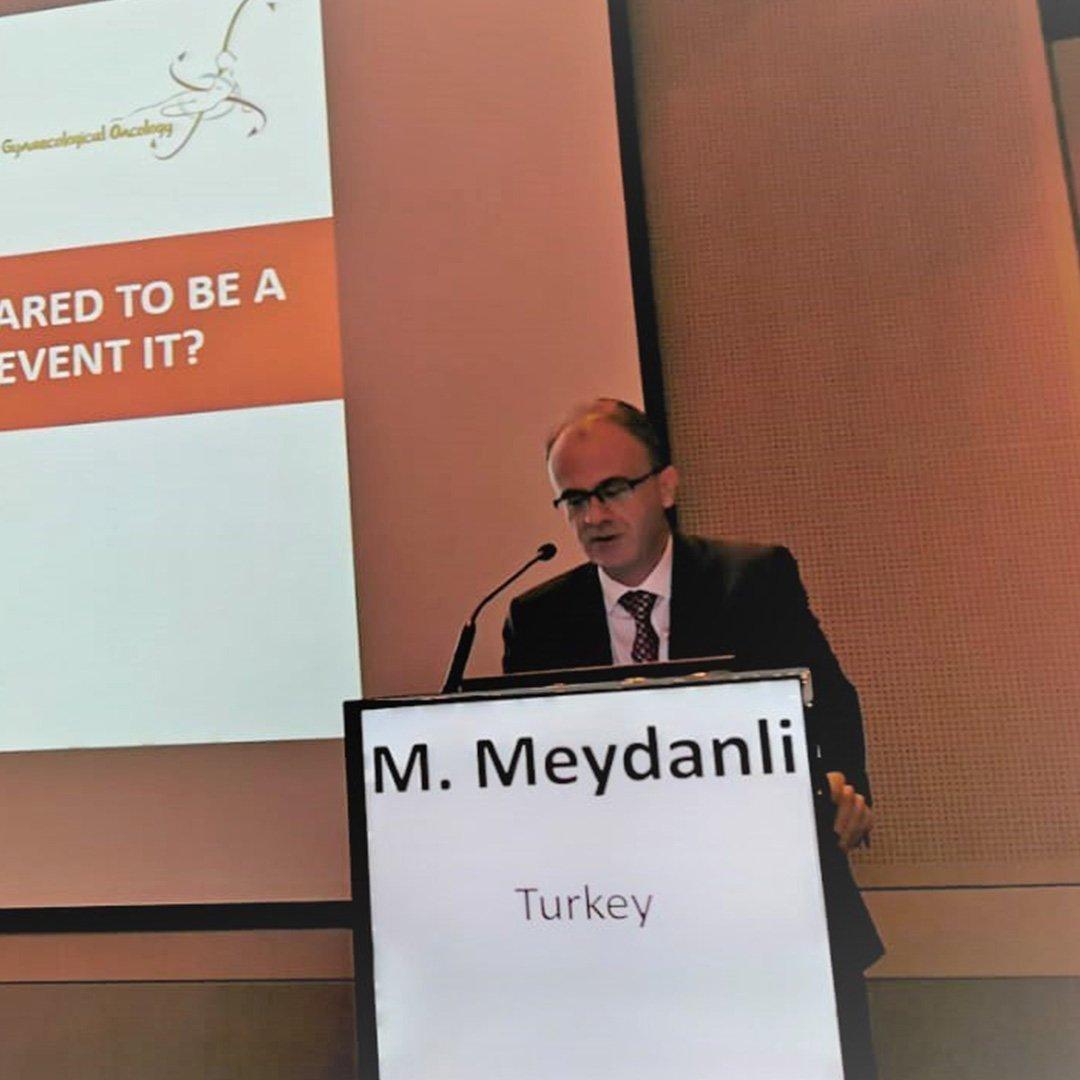 Medical Park Hastanesi doktoru Avrupa Onkoloji Kongresinde başkanlık yapacak