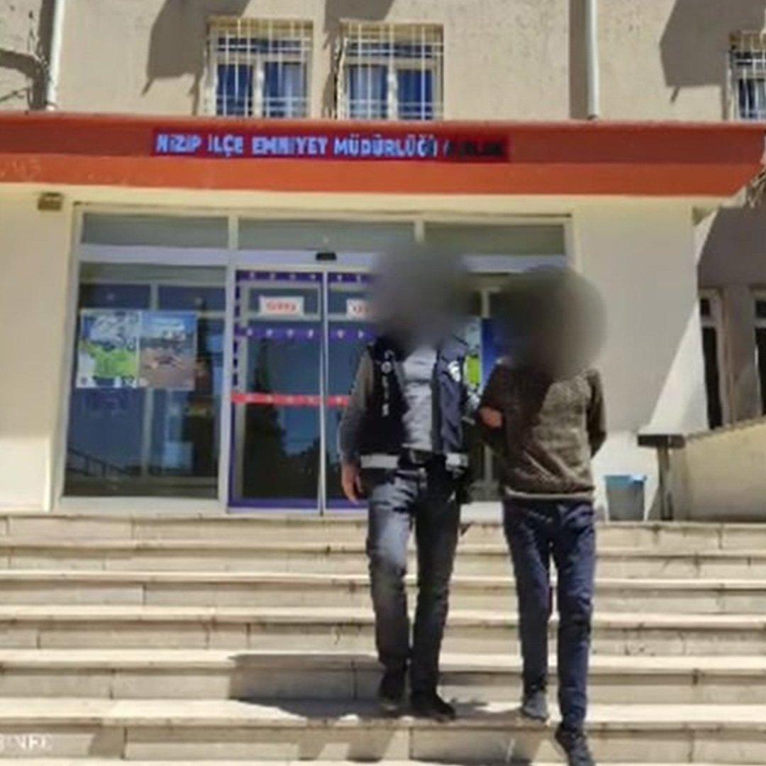 Nizip'te 3 hırsız tutuklandı
