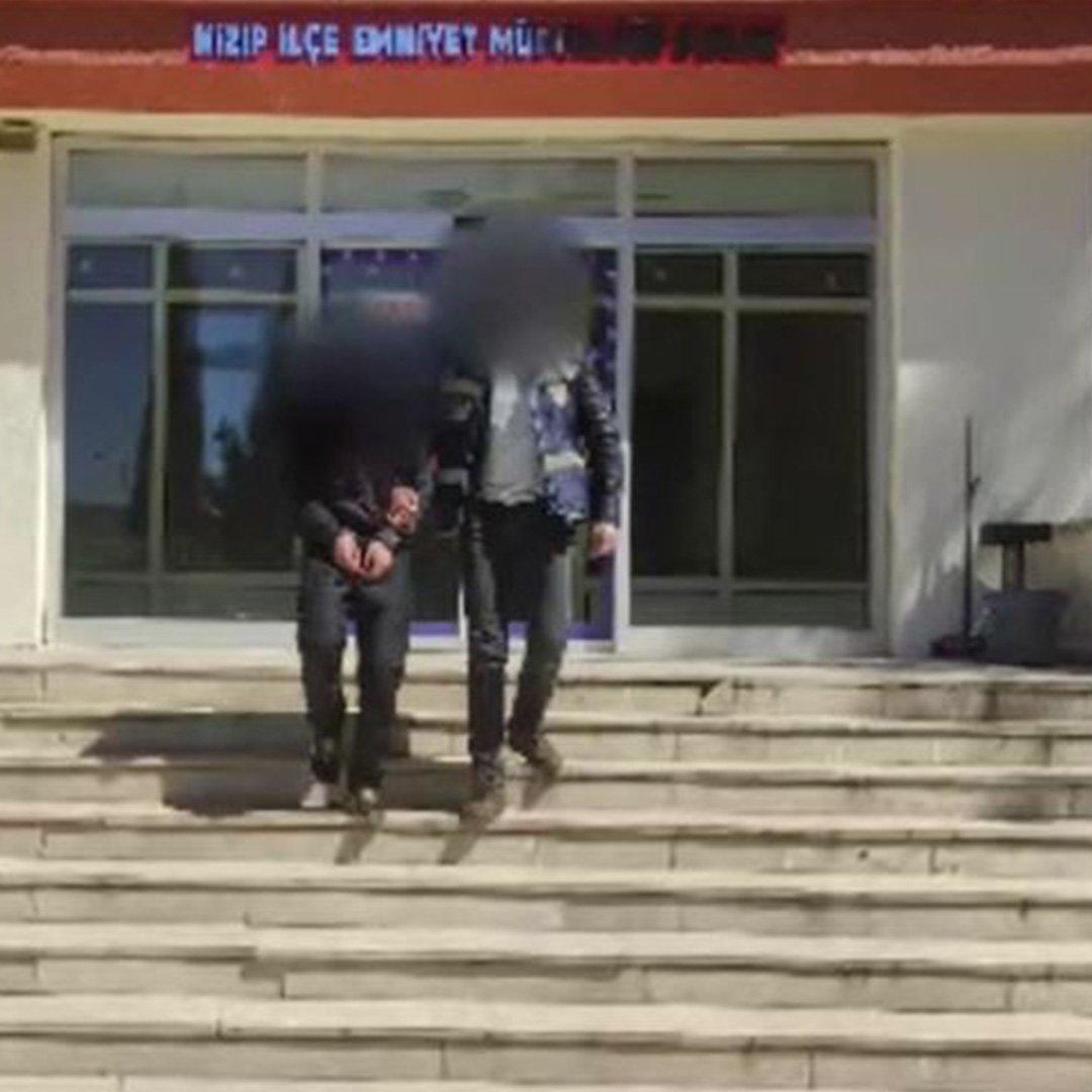 Nizip'te 3 hırsız yakalandı