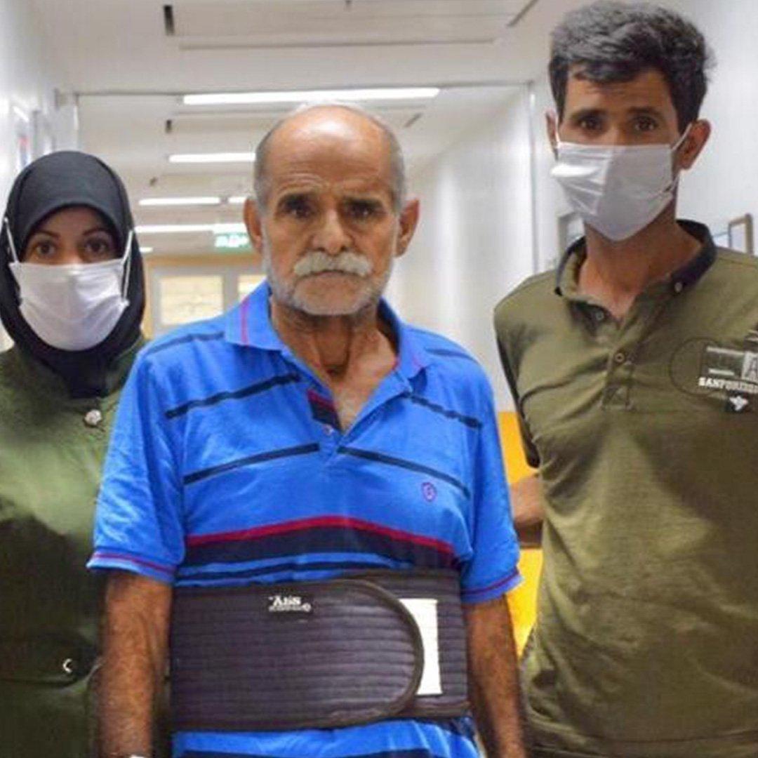 Riskli operasyon ANKA'da başarıyla gerçekleştirildi