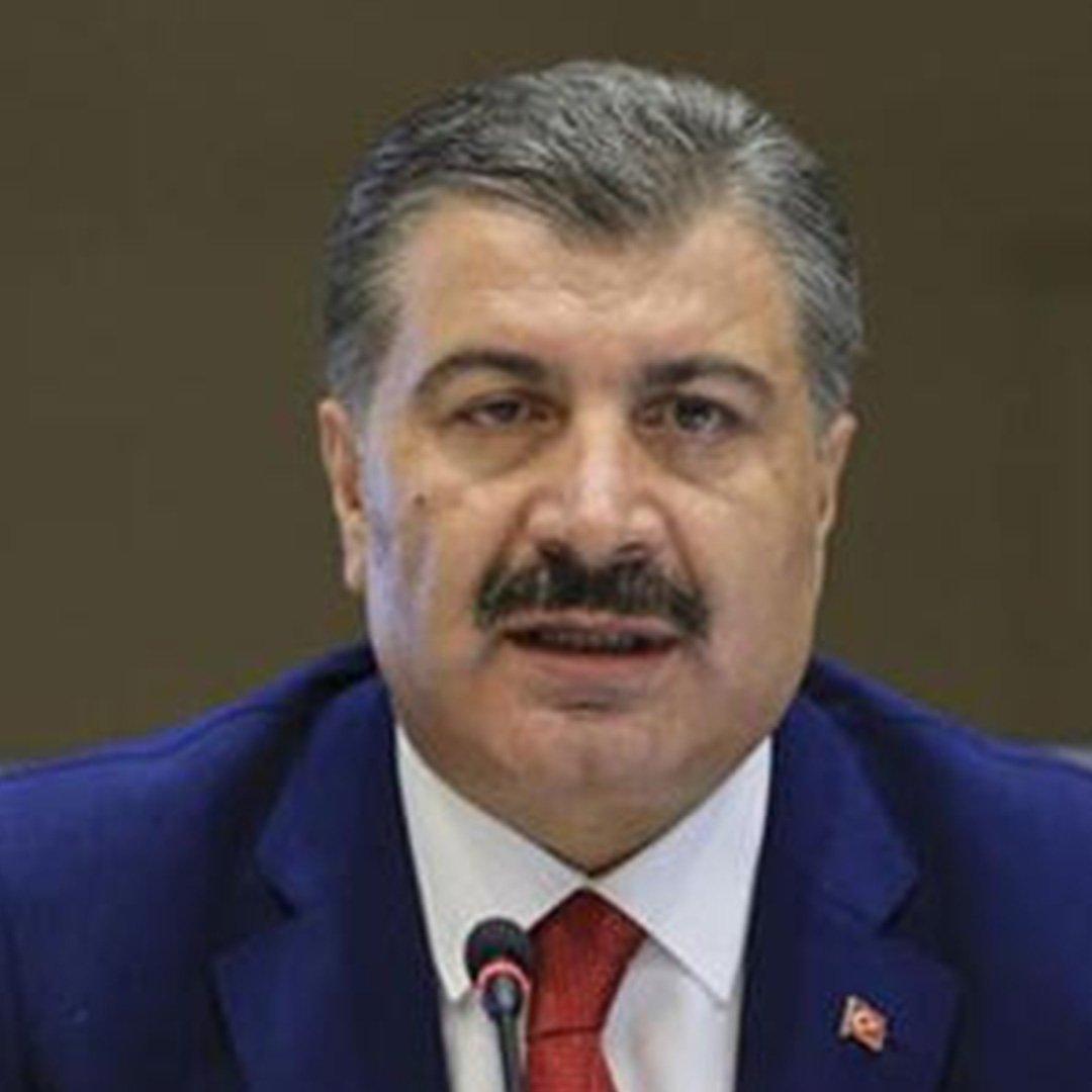 Sağlık Bakanı Fahrettin Koca'dan kritik açıklama