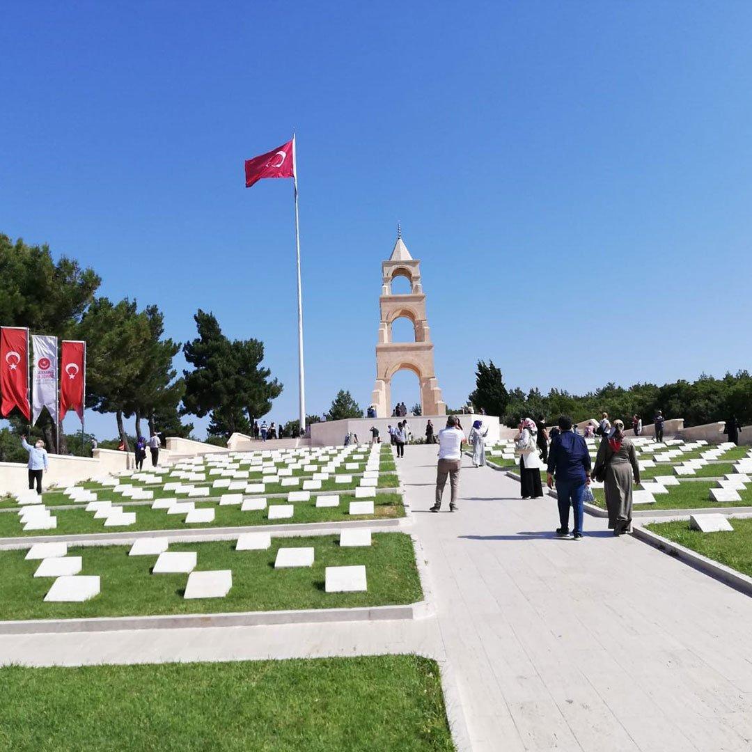 Şahinbey Belediyesi Çanakkale'de