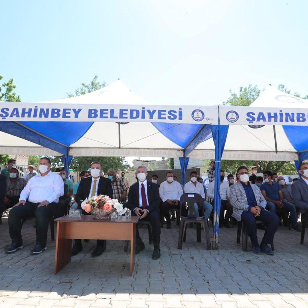 Şahinbey'den çiftçilere silajlık mısır desteği