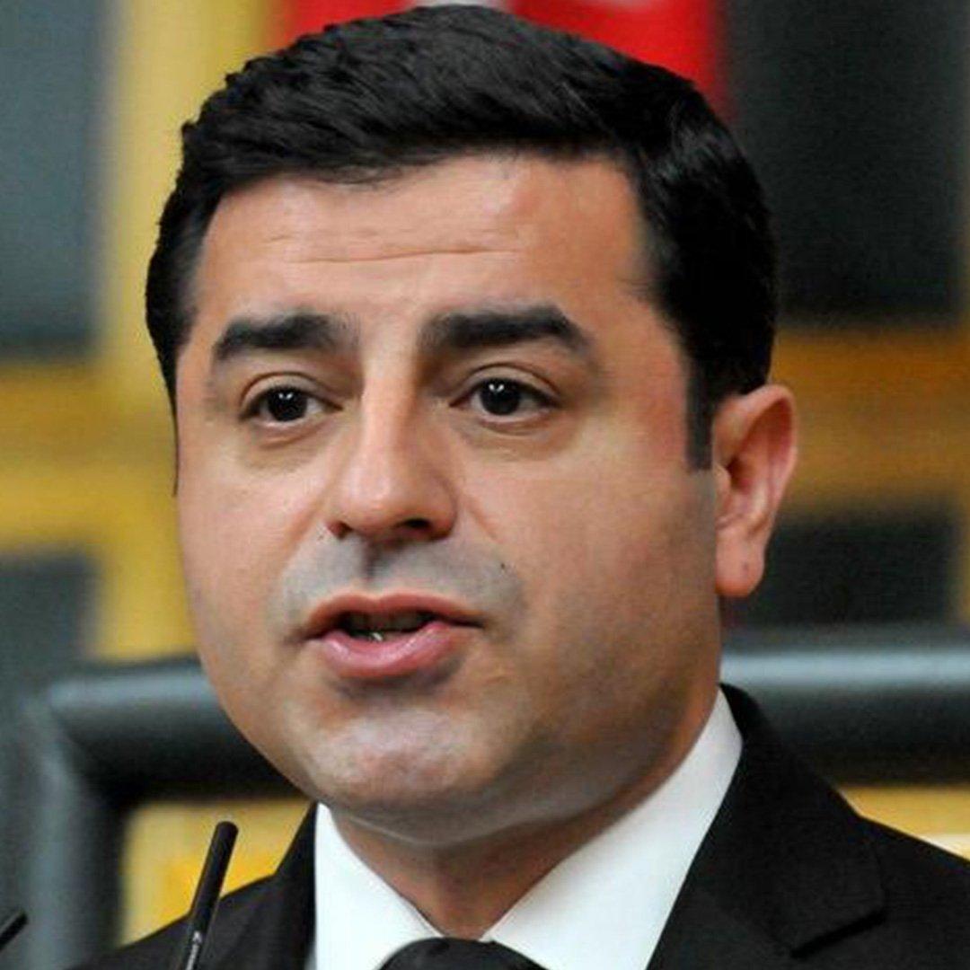 Selahattin Demirtaş'a 3 yıl 6 ay hapis cezası