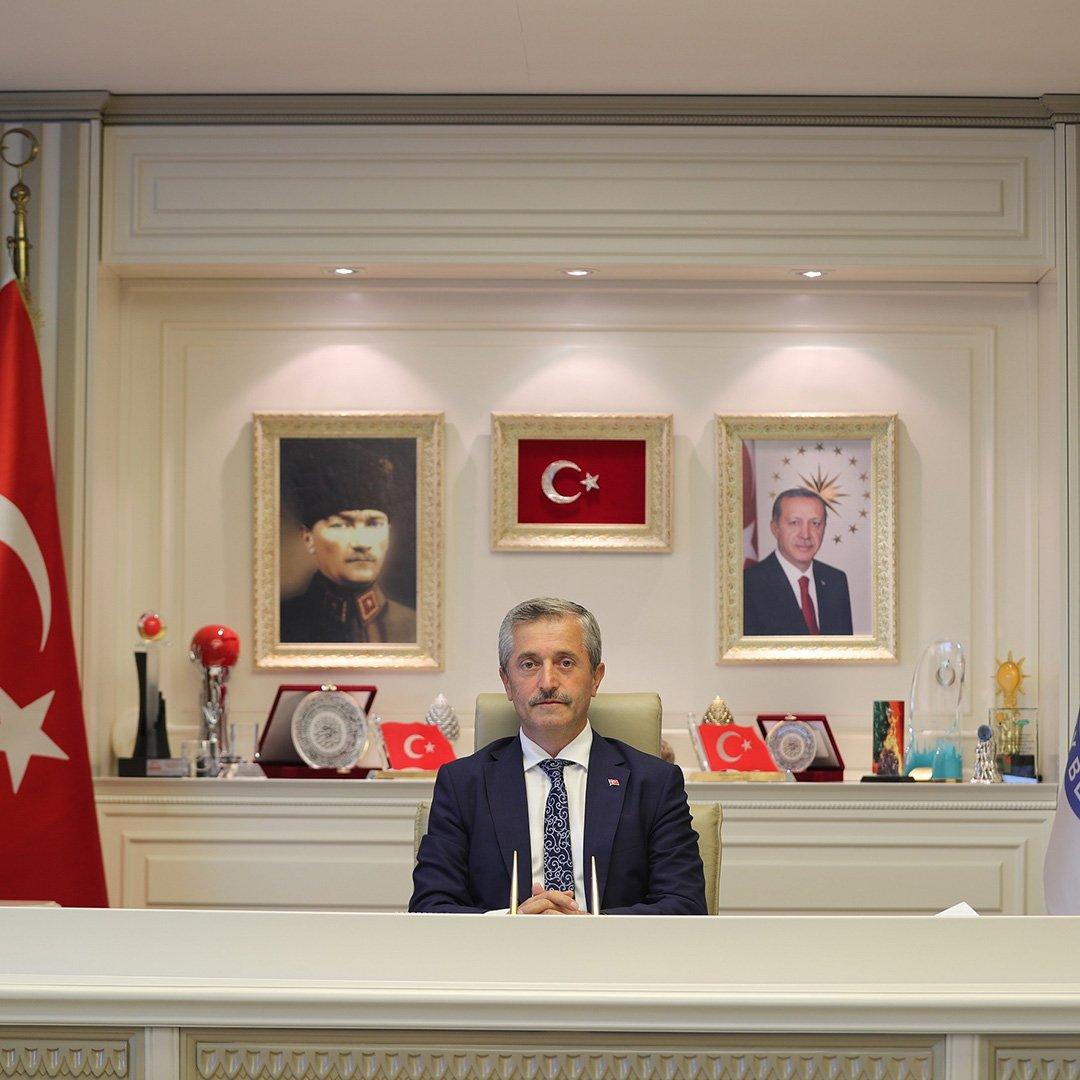 Tahmazoğlu, polis haftasını kutladı