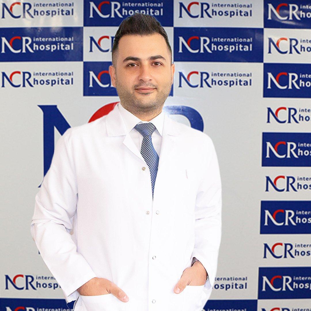 Taşdemir, NCR Hospital'de