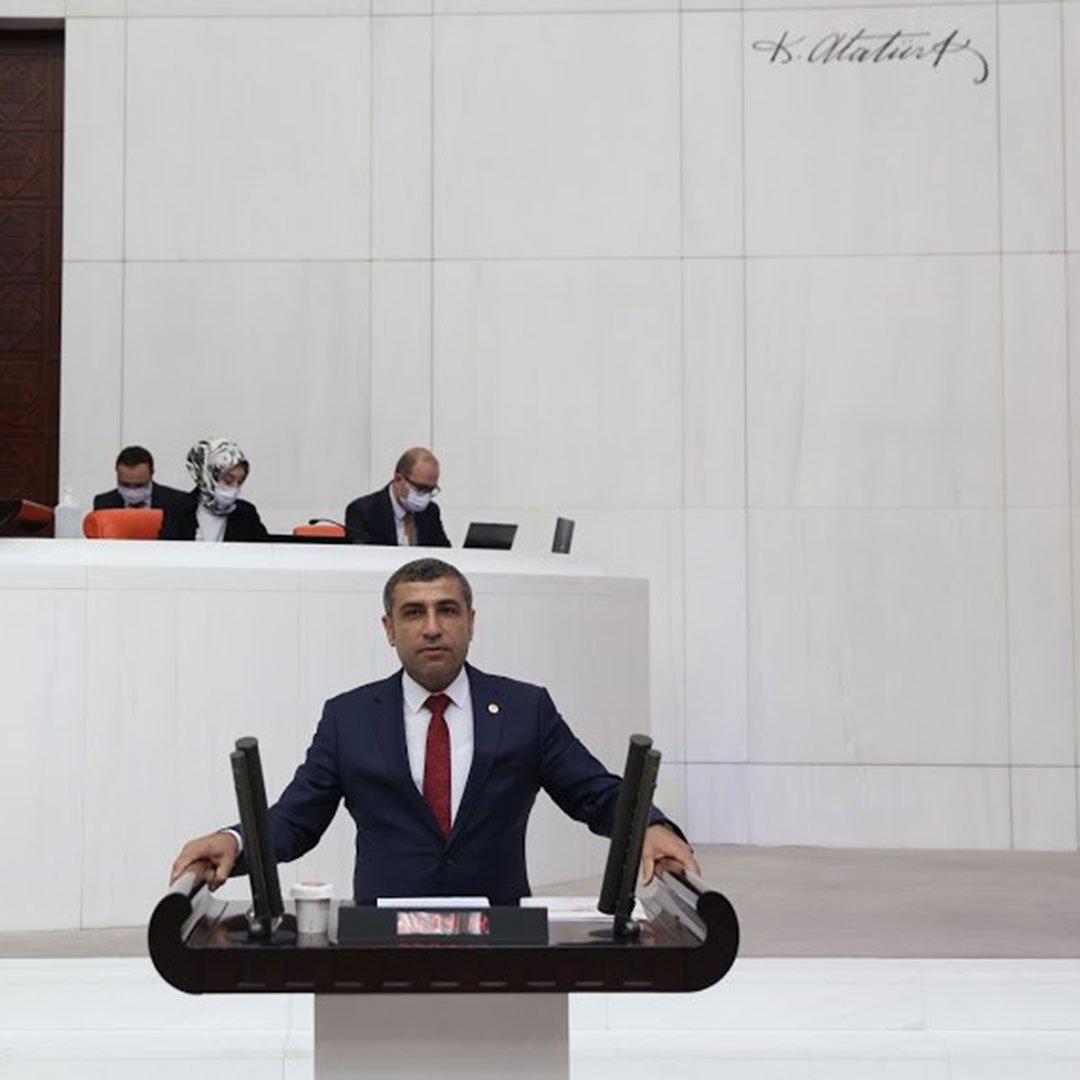 Taşdoğan Gaziantep'in başarılarını meclis gündemine getirdi