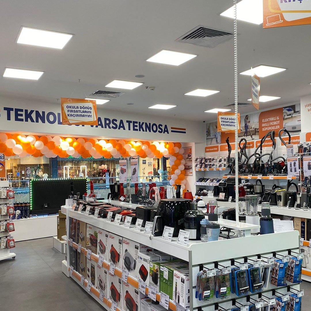 Teknosa, İstanbul'daki 37'nci mağazasını açtı