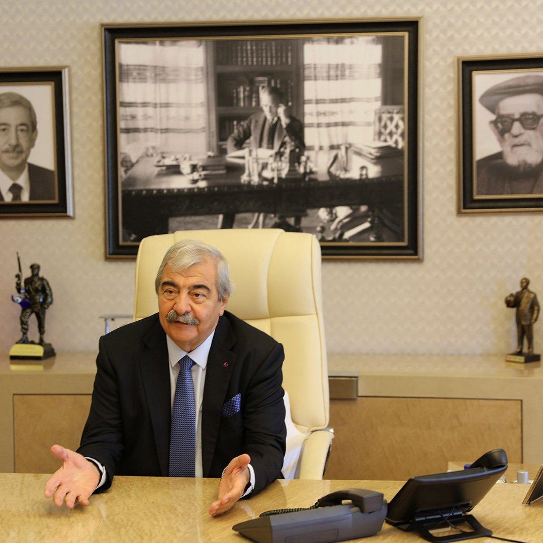 TİM Başkanı İsmail Gülle SANKO Tekstil tesislerini gezdi