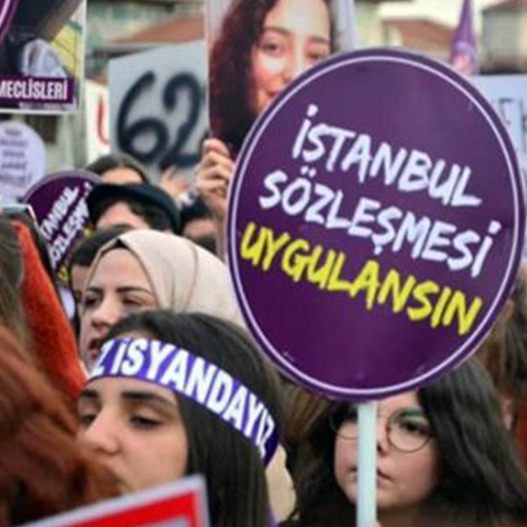 Türkiye, İstanbul Sözleşmesinden çekildi