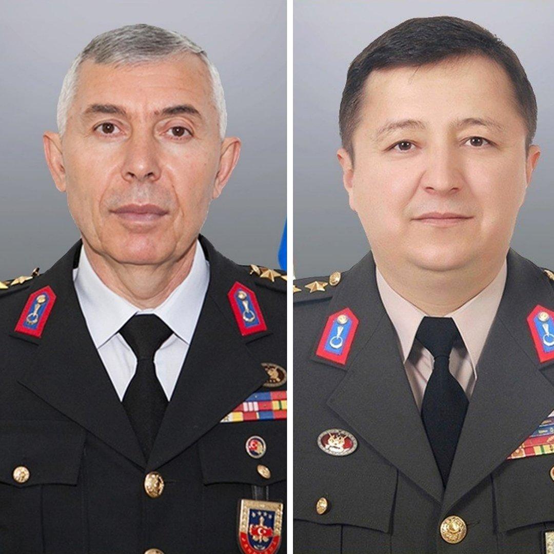 Van İl Jandarma Komutanı değişti