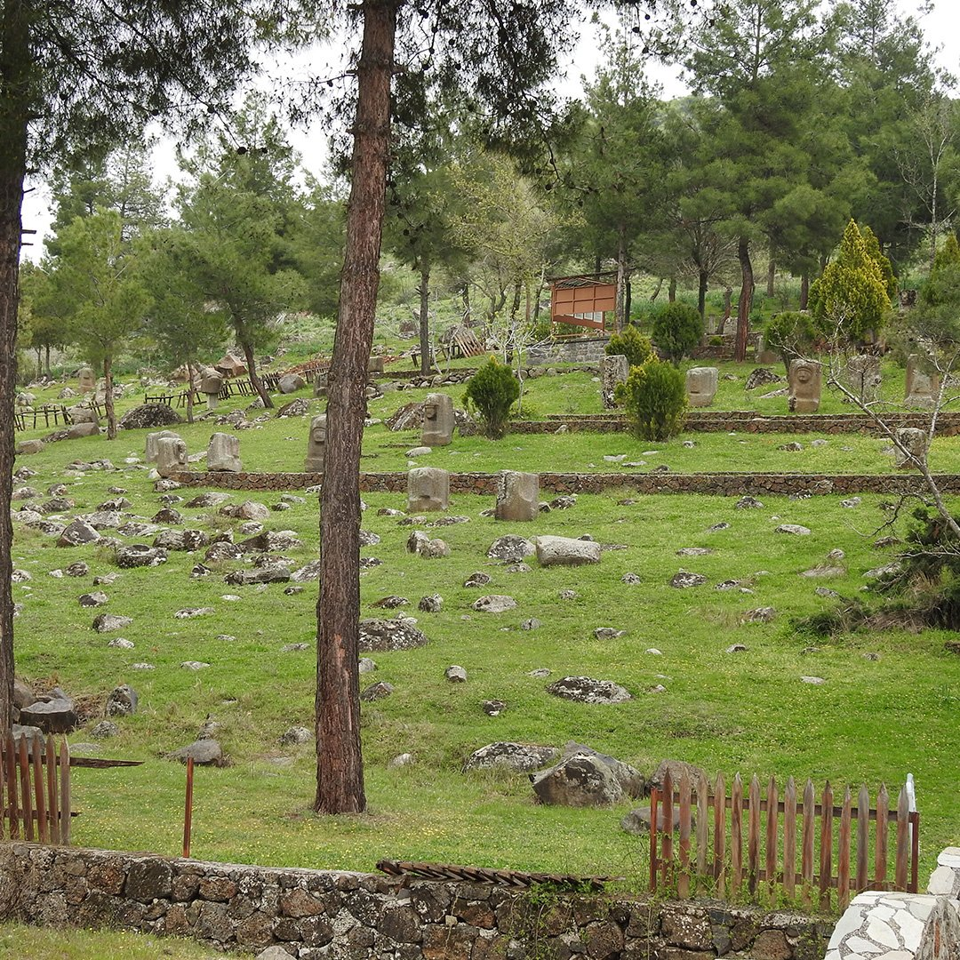 Yesemek'in 2021 yılı ziyaretçi hedefi 15 bin